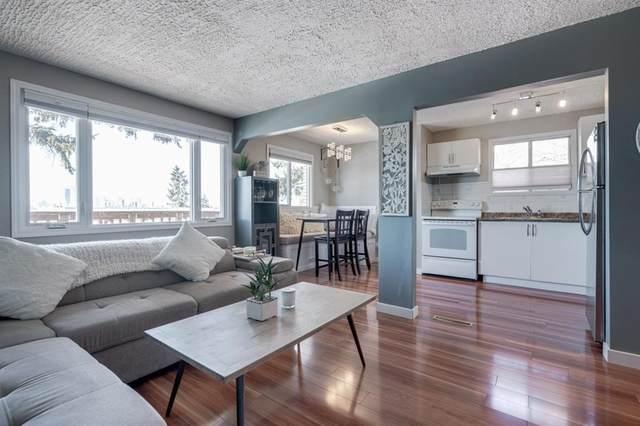 812 Mcneill Road NE #3, Calgary, AB T2E 5W6 (#A1070435) :: Redline Real Estate Group Inc