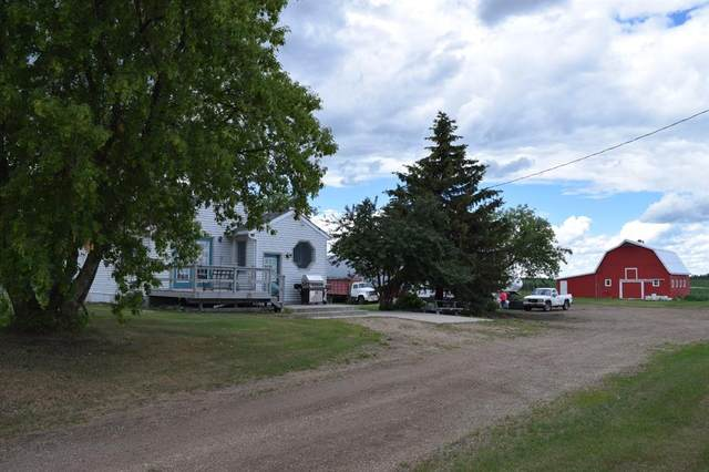 20568 Highway 53, Rural Camrose County, AB T0B 0H0 (#A1070491) :: Redline Real Estate Group Inc