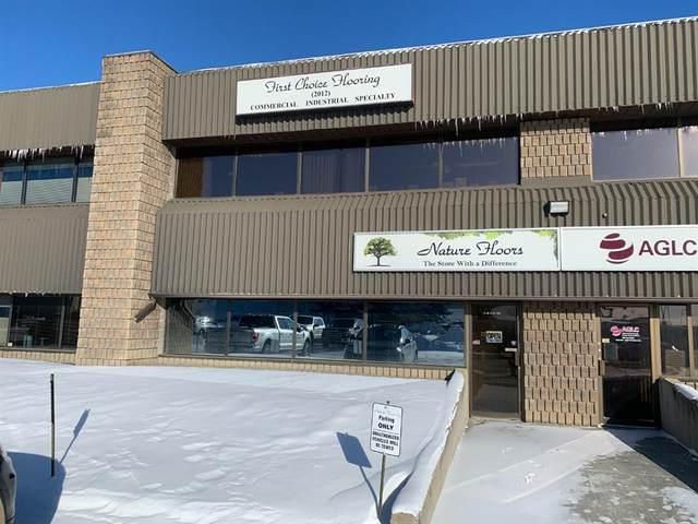 7967 49 Avenue #4, Red Deer, AB T4P 2V5 (#A1070494) :: Redline Real Estate Group Inc