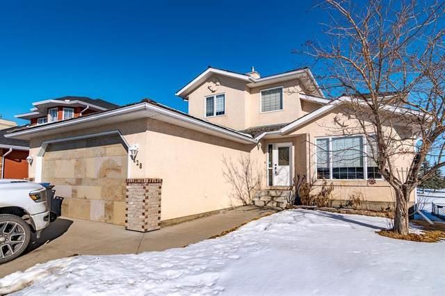 128 Lakeside Greens Drive, Chestermere, AB T1X 1B9 (#A1070706) :: Dream Homes Calgary