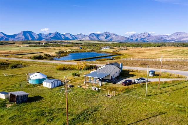29 Twin Butte Highway 6, Twin Butte, AB T0K 2J0 (#A1071062) :: Redline Real Estate Group Inc