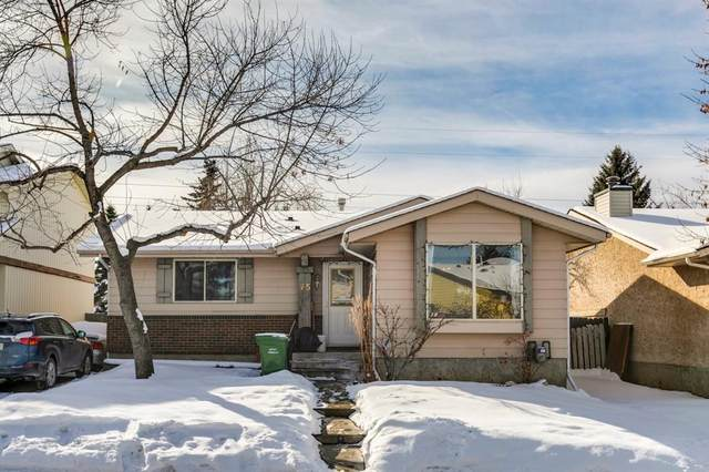 75 Coach Manor Rise SW, Calgary, AB T3H 1C5 (#A1071106) :: Western Elite Real Estate Group