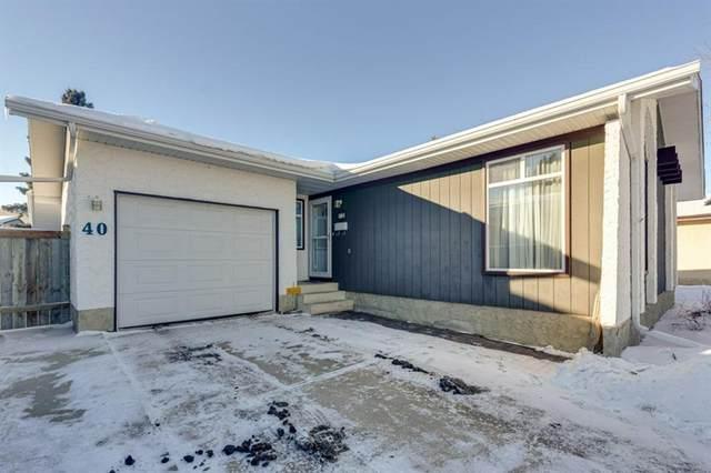 40 Addinell Avenue, Red Deer, AB T4R 1B2 (#A1071114) :: Redline Real Estate Group Inc