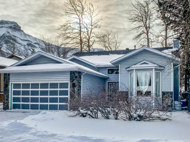11 Mt. Mcgillvary Drive, Exshaw, AB T0L 2C0 (#A1071166) :: Canmore & Banff