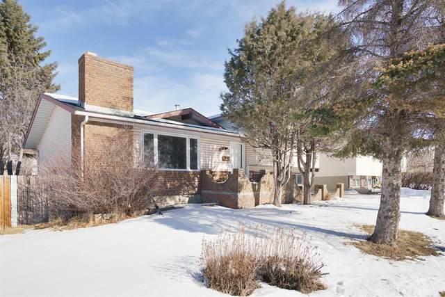 4240 Rundlehorn Drive NE, Calgary, AB T3H 4Y6 (#A1071174) :: Western Elite Real Estate Group