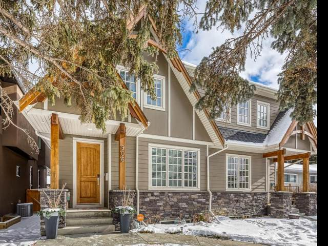 906 42 Street SW, Calgary, AB T3C 1Y8 (#A1071257) :: Western Elite Real Estate Group