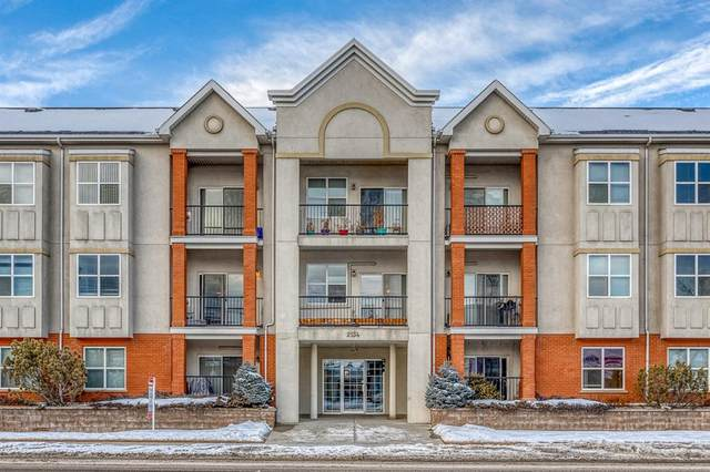2134 Kensington Road NW #207, Calgary, AB T2N 3R7 (#A1071265) :: Western Elite Real Estate Group