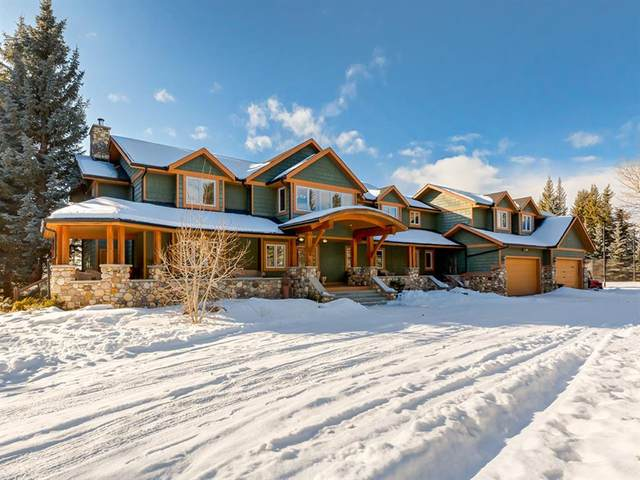103 Mountain River Estates, Rural Rocky View County, AB T3Z 3J3 (#A1071385) :: Calgary Homefinders