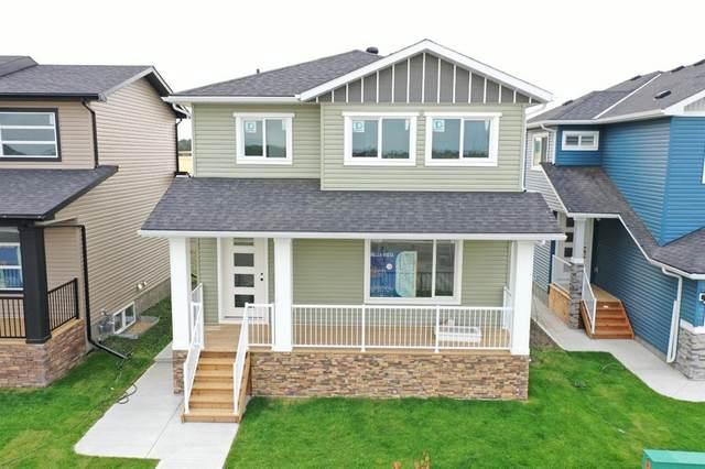4305 63 Avenue, Innisfail, AB T4G 0P1 (#A1071389) :: Calgary Homefinders