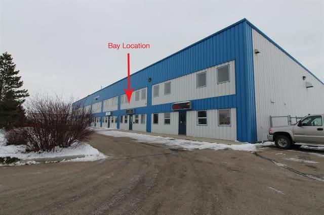 7957 Edgar Industrial Way #2, Red Deer, AB T4P 3R2 (#A1071403) :: Calgary Homefinders