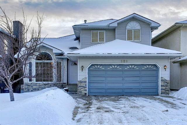 121 Hawkland Place NW, Calgary, AB T3G 3R8 (#A1071530) :: Redline Real Estate Group Inc