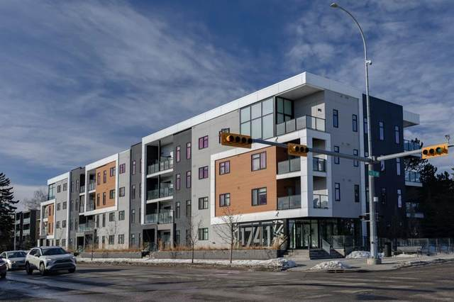 2702 17 Avenue SW #405, Calgary, AB T3E 8A5 (#A1071591) :: Western Elite Real Estate Group