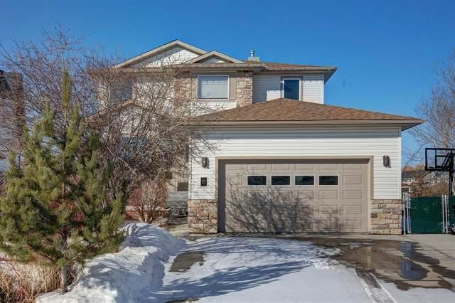 20 Skara Brae Close, Carstairs, AB T0M 0N0 (#A1071724) :: Calgary Homefinders
