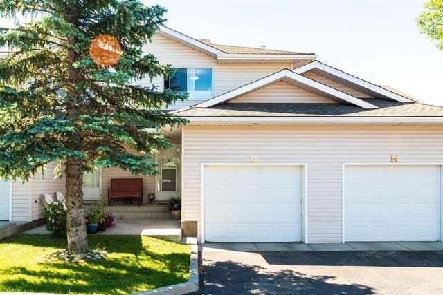 604 Griffin Road W #12, Cochrane, AB T4C 1X2 (#A1071749) :: Redline Real Estate Group Inc
