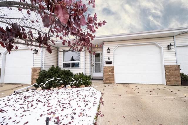 5125 62 Street #6, Red Deer, AB T4N 6Y3 (#A1071800) :: Redline Real Estate Group Inc