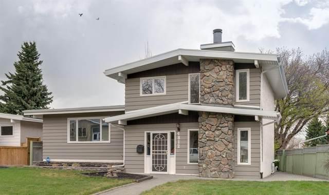 4812 Nordegg Crescent NW, Calgary, AB T2K 2M5 (#A1071888) :: Calgary Homefinders