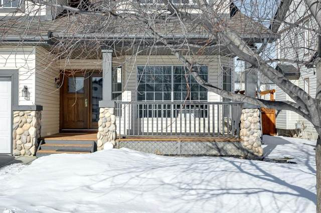 140 West Creek Pond, Chestermere, AB T1X 1H4 (#A1071889) :: Dream Homes Calgary