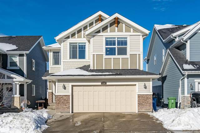 136 Sunset Manor, Cochrane, AB T4C 0N3 (#A1071911) :: Western Elite Real Estate Group