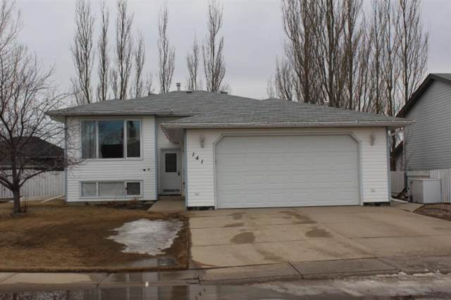 141 Westview Crescent, Bow Island, AB T0K 0G0 (#A1072063) :: Redline Real Estate Group Inc