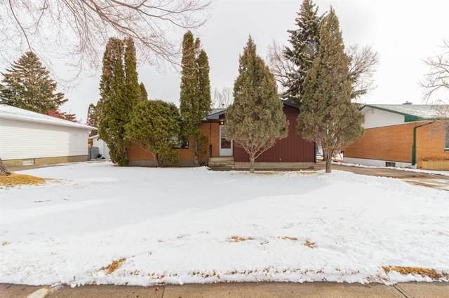 465 7 Street NE, Medicine Hat, AB T1A 5P8 (#A1072110) :: Redline Real Estate Group Inc