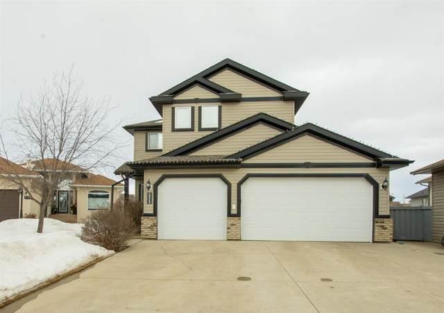 12713 89 Street, Grande Prairie, AB T8X 8C6 (#A1072135) :: Western Elite Real Estate Group