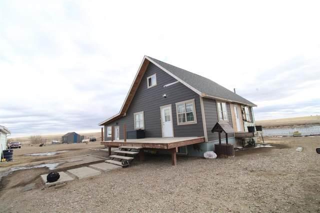 111075 Range Road 101, Bow Island, AB T0K 0G0 (#A1072144) :: Redline Real Estate Group Inc