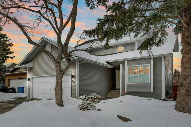 140 Stratton Crescent SW, Calgary, AB T3H 1V7 (#A1072152) :: Western Elite Real Estate Group