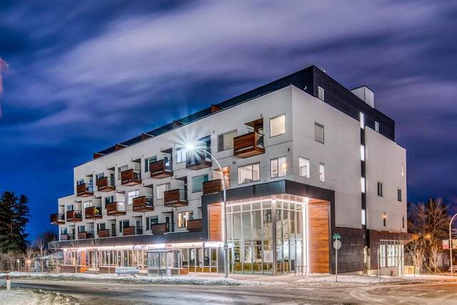 3450 19 Street SW #404, Calgary, AB T2T 6V7 (#A1072186) :: Western Elite Real Estate Group