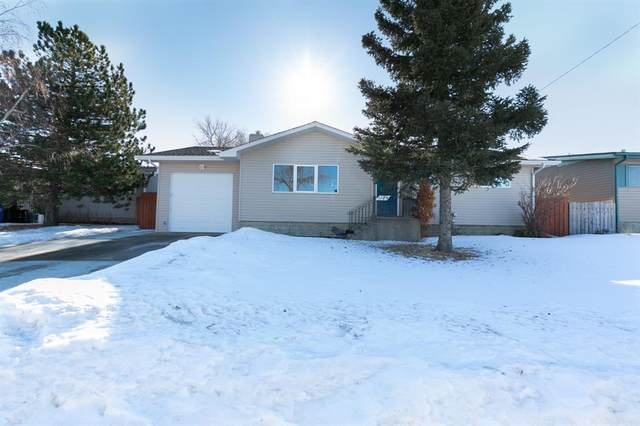 1129 Downie Street, Carstairs, AB T0M 0N0 (#A1072211) :: Calgary Homefinders