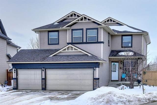 207 Hawkmere View, Chestermere, AB T1X 1T8 (#A1072249) :: Dream Homes Calgary