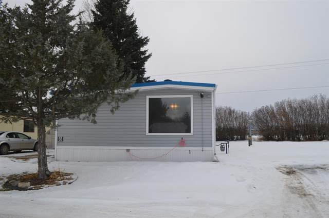8 Parkland Acres, Lacombe, AB T4L 1T2 (#A1072335) :: Calgary Homefinders