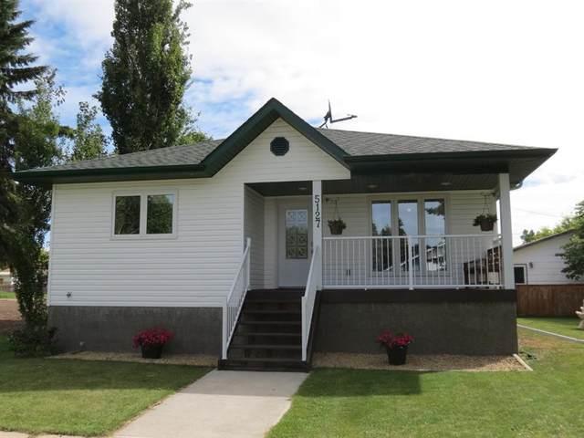 5127 50 Street, Strome, AB T0B 4H0 (#A1072344) :: Redline Real Estate Group Inc