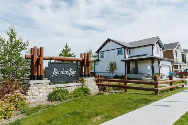 194 Ranch Road, Okotoks, AB T1S 0P2 (#A1072383) :: Calgary Homefinders