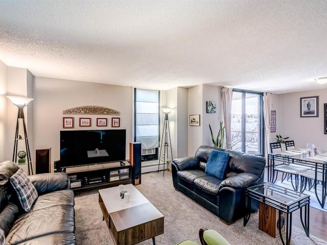 1334 13 Avenue SW #403, Calgary, AB T3C 3S2 (#A1072491) :: Redline Real Estate Group Inc