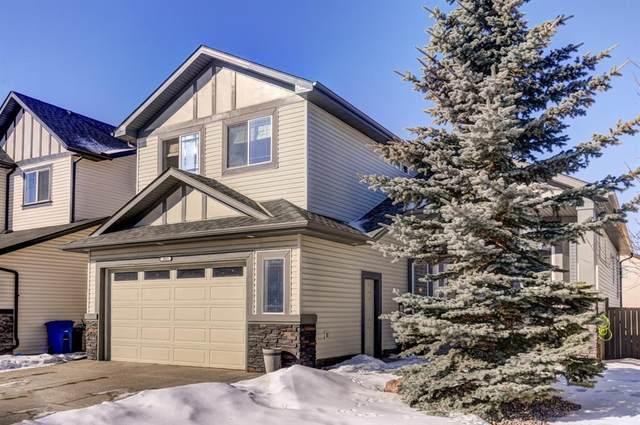 2833 Prairie Springs Green SW, Airdrie, AB T4B 0E4 (#A1072594) :: Dream Homes Calgary