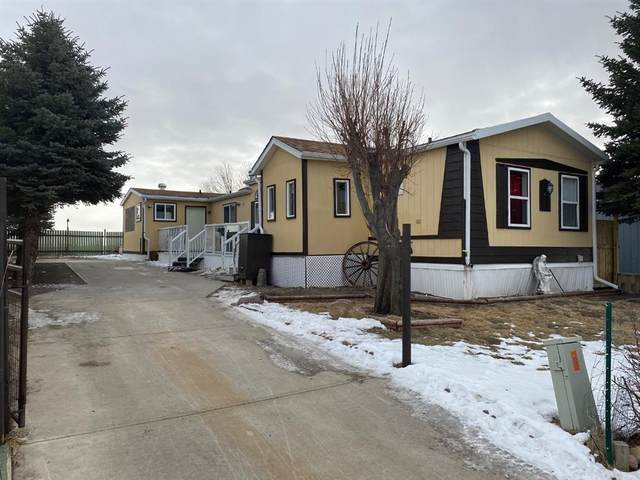 41 Westmount Drive, Rural Foothills County, AB  (#A1072693) :: Calgary Homefinders