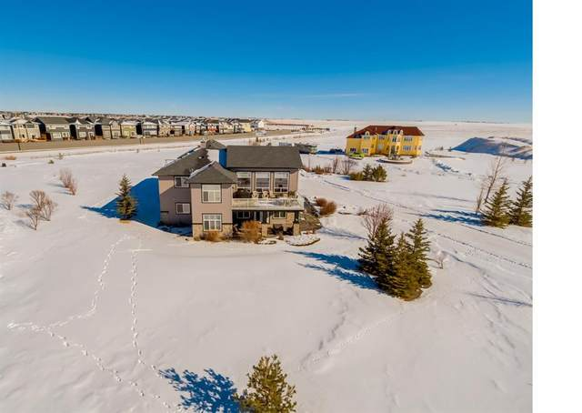 32 Stage Coach Meadow, Rural Rocky View County, AB T4B 0P2 (#A1072760) :: Calgary Homefinders