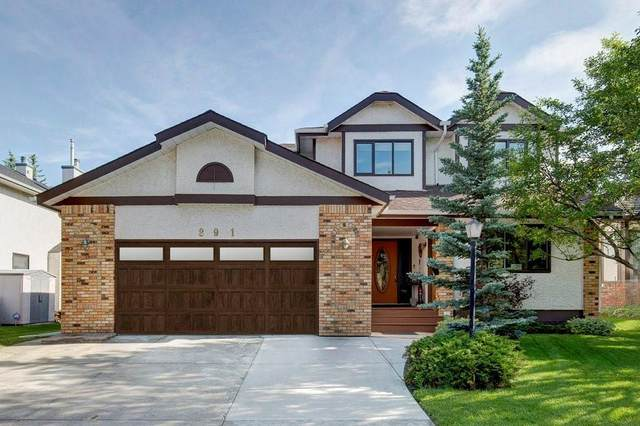 891 Shawnee Drive SW, Calgary, AB T2Y 1X4 (#A1072768) :: Western Elite Real Estate Group