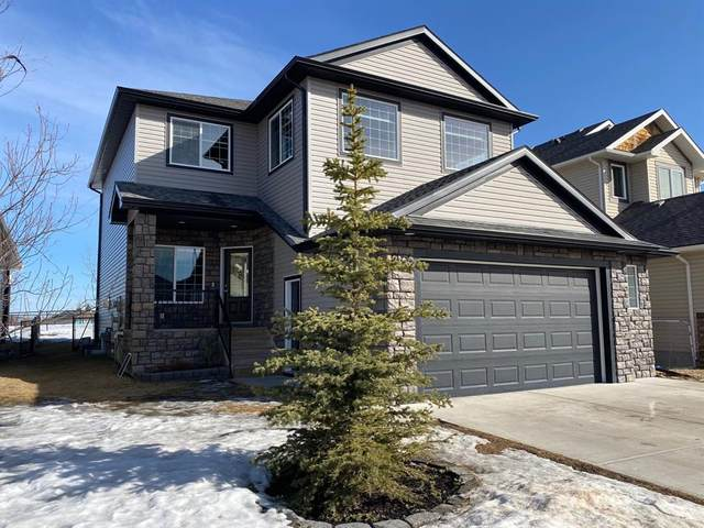 2054 High Country Rise NW, High River, AB T1V 0C9 (#A1072771) :: Redline Real Estate Group Inc