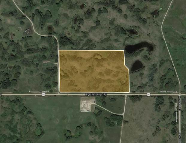 30110 Big Hill Springs Road, Rural Rocky View County, AB T0L 0W0 (#A1072886) :: Western Elite Real Estate Group