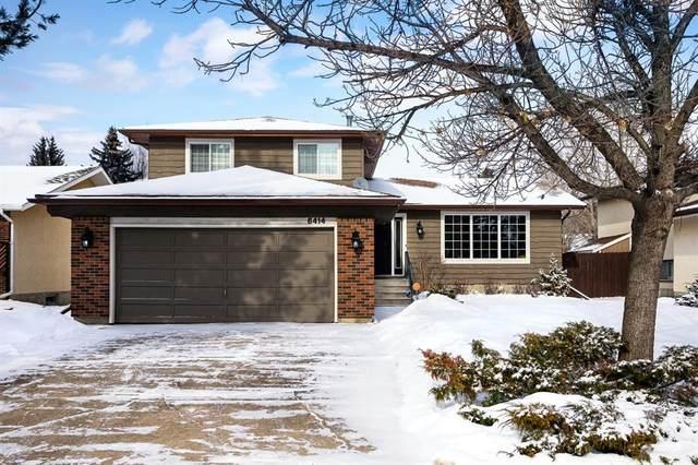 6414 37 Avenue, Camrose, AB T4V 3J6 (#A1073038) :: Western Elite Real Estate Group