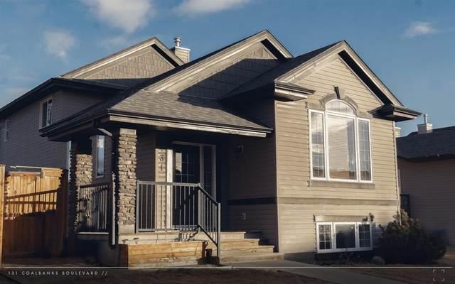 131 Coalbanks Boulevard W, Lethbridge, AB T1J 2G9 (#A1073095) :: Calgary Homefinders