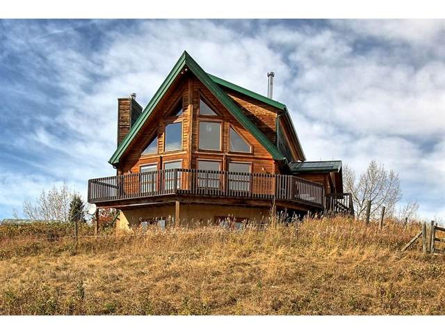 30229 Range Road 291, Rural Mountain View County, AB T0M 0N0 (#A1073116) :: Calgary Homefinders