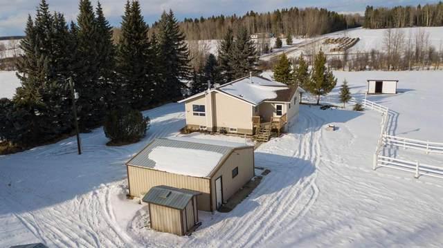 450059 Range Road 34, Rural Ponoka County, AB T0C 0M0 (#A1073135) :: Calgary Homefinders