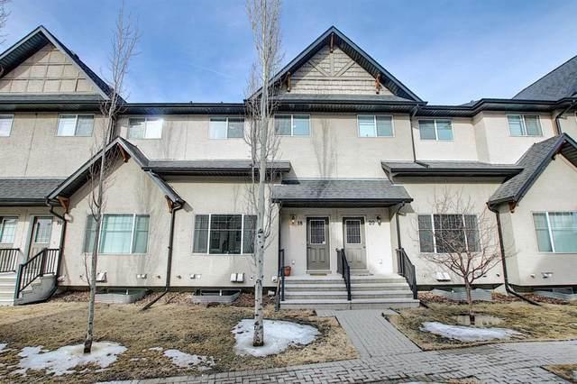 18 Cimarron Vista Gardens, Okotoks, AB T1S 0G2 (#A1073315) :: Western Elite Real Estate Group