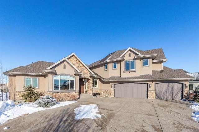 2 Heaver Gate, Heritage Pointe, AB T1S 4K1 (#A1073449) :: Calgary Homefinders