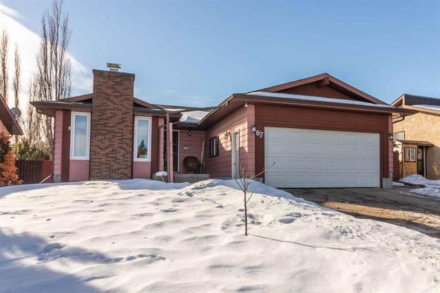67 Howarth Street, Red Deer, AB T4N 6J8 (#A1073468) :: Redline Real Estate Group Inc