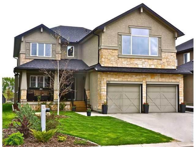30 Ranchers Green, Okotoks, AB T1S 0G6 (#A1073527) :: Redline Real Estate Group Inc