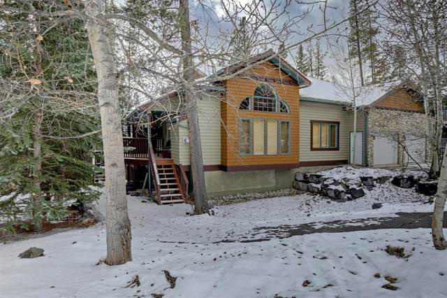 137 Stonecreek Road #2, Canmore, AB T1W 3A6 (#A1073558) :: Redline Real Estate Group Inc