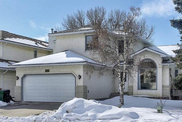 116 Hawktree Circle NW, Calgary, AB T3G 2Z3 (#A1073721) :: Redline Real Estate Group Inc